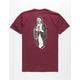 RIOT SOCIETY Skeleton Mary Mens T-Shirt
