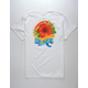 SAN ONOFRE SURF CO. Hibiscus Team Mens T-Shirt