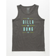 BILLABONG Cast Boys Tank