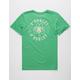 HURLEY Irisher Green Mens T-Shirt