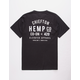 CHIEFTON Union Hemp Mens T-Shirt