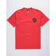 SANTA CRUZ Reverse Dot Mens T-Shirt
