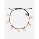 PURA VIDA Tassel Black Bracelet