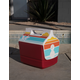 IGLOO x Andy Davis Playmate Limited Edition Retro Sunset 4 Quart Mini Cooler