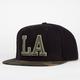 AMERICAN NEEDLE Sundown Dodgers Mens Snapback Hat