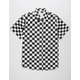VSTR Checkered Mens Shirt