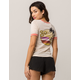 RIP CURL Golden Hour Womens Ringer Tee
