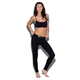 ETHIKA Black Womens Lounge Pants