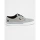 ETNIES Jameson 2 Eco Black Charcoal & Silver Mens Shoes