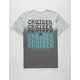 CRUIZER AND CO. Dog Washed Mens T-Shirt