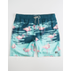 BILLABONG Good Times Layback Flamingo Mens Volley Shorts