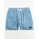 PRIMITIVE Pool Party Mens Volley Shorts