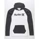 HURLEY One And Only Mens Lightweight Hoodie