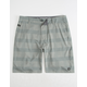 RIP CURL Declassified Boardwalk Mens Hybrid Shorts