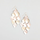 FULL TILT Diamond Dust Earrings