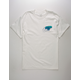 BLUE CROWN Send It Mens T-Shirt