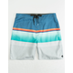 RIP CURL County Line Blue Mens Boardshorts