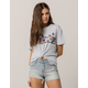 OTHERS FOLLOW Palm Stripe Womens Tee