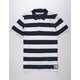 VANS x Spitfire Mens Polo Shirt