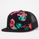 VOLCOM Floral Womens Trucker Hat