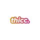 STICKIE BANDITS Thicc. Sticker
