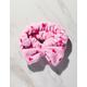 Classic Pink Hearts Teddy Headband