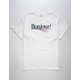 BLUE CROWN Bonjour Mens T-Shirt