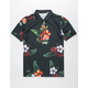 LRG Double Shots Mens Polo Shirt