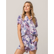 OTHERS FOLLOW Tropical Womens Top