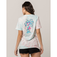 PINK DOLPHIN Paradise Womens Tee