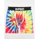 PSD Grateful Tie Dye Mens Boxer Briefs