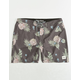 RHYTHM Retro Bloom Mens Boardshorts