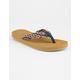ROXY Porto II Blue Womens Sandals