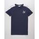 PUMA Archive T7 Navy Mens T-Shirt