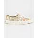 VANS California Floral Authentic Womens Shoes