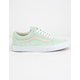 VANS Pastel Suede Old Skool Womens Shoes