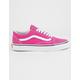 VANS Old Skool Very Berry & True White Womens Shoes