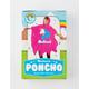 Unicorn Rain Poncho