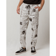 ELWOOD Newsprint Mens Jogger Pants