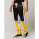 UNCLE RALPH Athletic Color Block Mens Track Pants