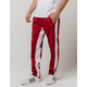 UNCLE RALPH Striped Mens Track Pants