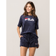 FILA Maryana Womens Velour Shorts