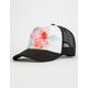 O'NEILL Sweet Escape Black & White Girls Trucker Hat