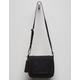 VIOLET RAY Kourtney Black Crossbody Bag