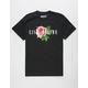 CIVIL REGIME Grow Black Mens T-Shirt