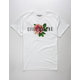 CIVIL REGIME Grow White Mens T-Shirt