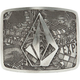VOLCOM Full Stone Belt Buckle