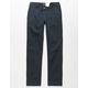 DICKIES Navy Boys Skinny Pants