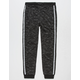 EAST POINTE Marled Knit Boys Joggers