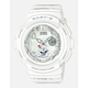 BABY-G x Hello Kitty BGA-190KT-7B White Watch